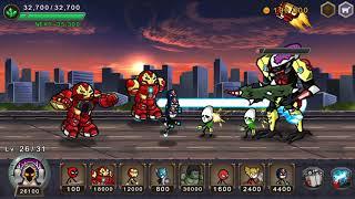 #4 New Update HERO WARS: Super Stickman Defense AMAZING NEW HERO | GamePlay Walkthrough 2018