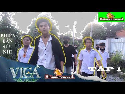 THĐ -VI CÁ TIỀN TRUYỆN – TẬP 1 – Phiên Bản Sửu Nhi | Huỳnh Đức Channel #188