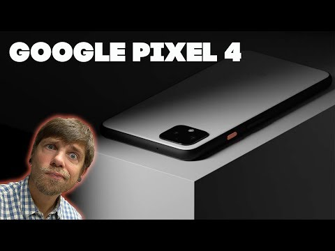 Google Pixel 4 и другие новинки