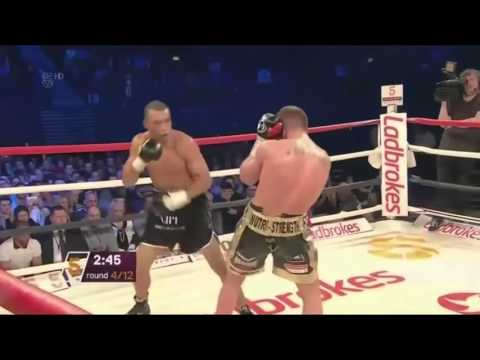 Nick Blackwell vs Chris Eubank Jr  Highlights