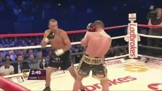 Nick Blackwell vs Chris Eubank Jr  Highlights