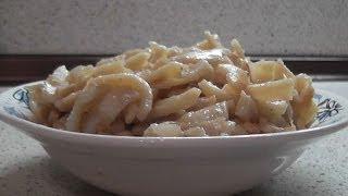 видео как приготовить кальмары