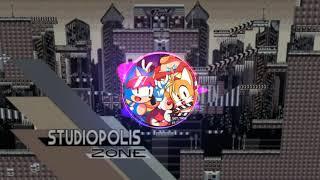 Sonic Mania - Settin' The Scene ( Studiopolis ACT 1 ) [ Nightcore ] #Sonicmania