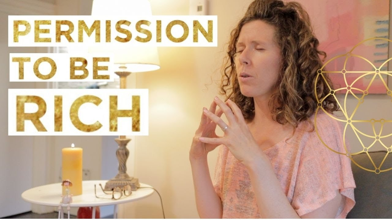 Permission To Be RICH // Channeled Messsage for Healers, Empaths, Lightworkers, Starseeds, Leaders