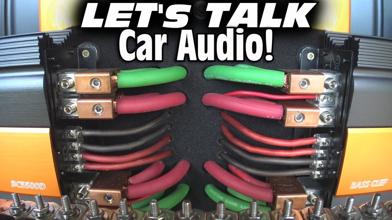 Big Ideas For Upgrading Sound System W Exos 18 Subwoofer Wall Circuit You Take It To Apply With Your Or Build Huge Car Audio Update