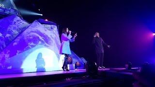 Soprano & Marina Kaye - Homeless & Mon Everest - 07.04.17 Genève Arena
