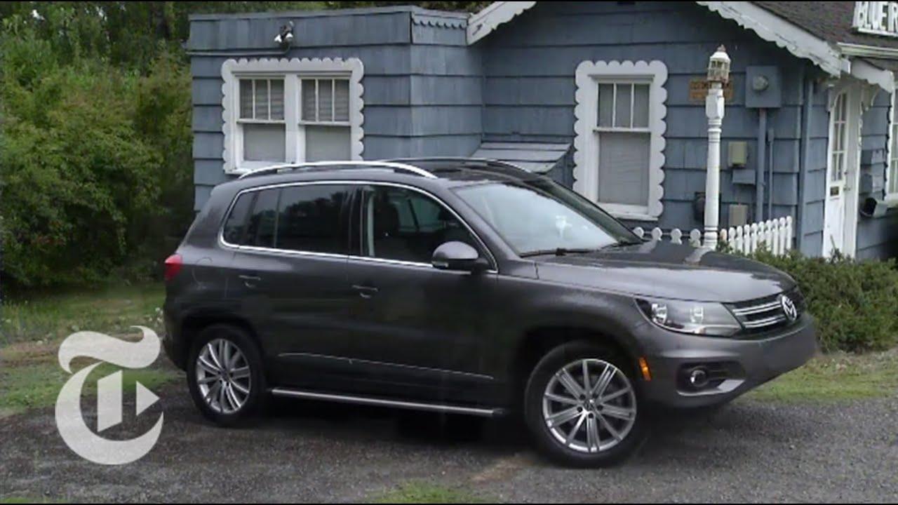 2014 Volkswagen Tiguan Sel Driven Car Review The New