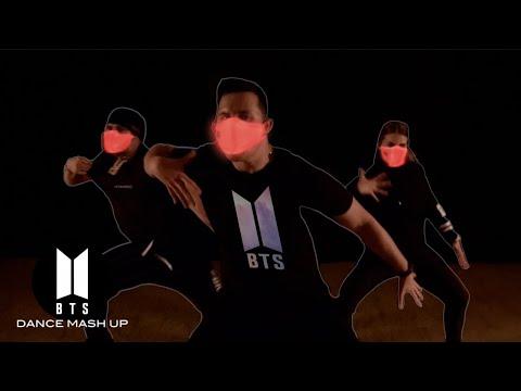 BTS Dance Mash Up (Burning Up - Fire, DNA, Mic Drop, Not Fake Love) | Jayden Rodrigues Choreography