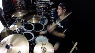 King For A Day - Drum Cover - Pierce The Veil - ZBT/ZHT Series