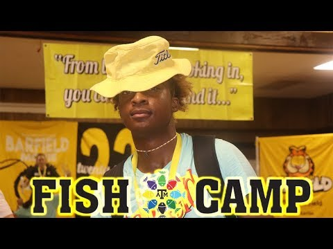 My Experience As A Fish Camp Counselor    Texas A&M University