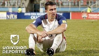 Selección Estados Unidos por fuera del Mundial Rusia 2018, clasificación de la Concacaf