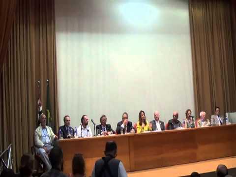 Discurso da Profa. Patr�cia Iglecias, como nova Secret�ria de Meio Ambiente do Estado de S�o Paulo