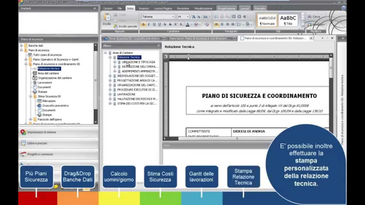 Software gestione sicurezza cantieri str vision cpm for Str vision cpm