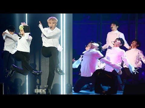 SEVENTEEN(세븐틴) 'Don't Wanna Cry' 'Crazy in Love' Showcase Stage (울고 싶지 않아, 올원, Al1)