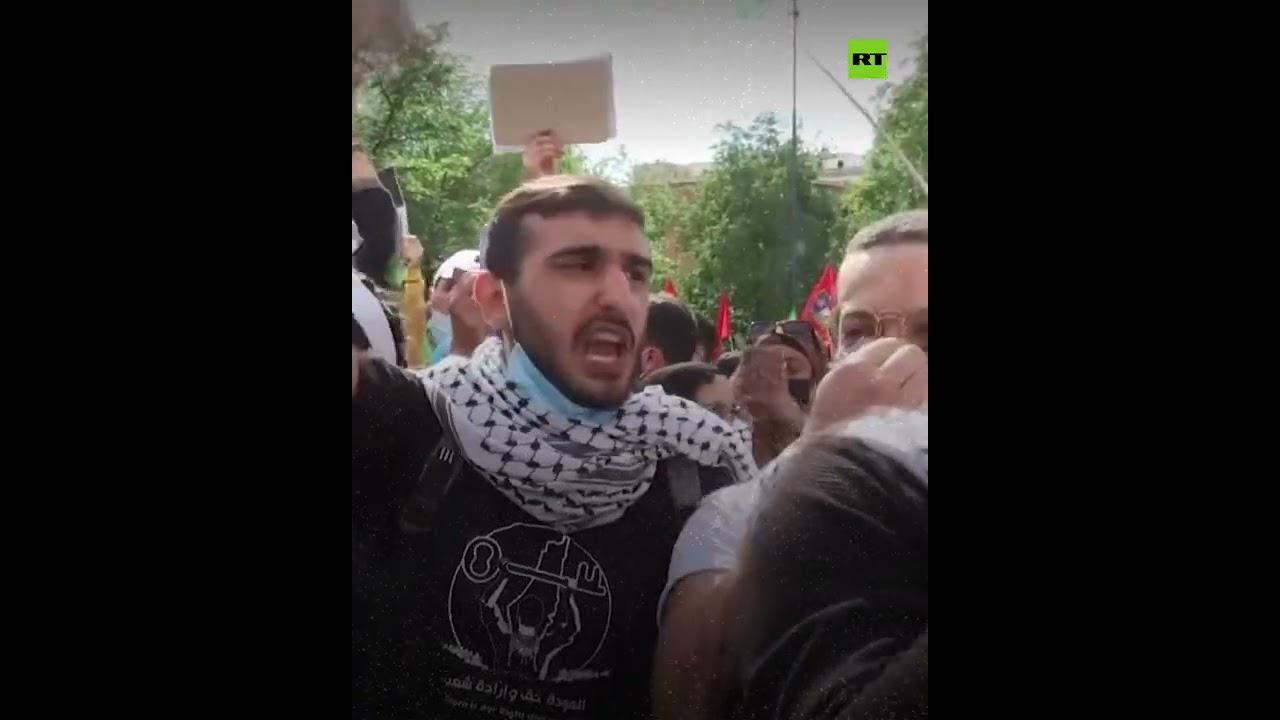 تظاهرات داعمة لفلسطين حول العالم  - نشر قبل 6 ساعة
