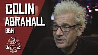 Colin Abrahall (GBH) - O BEN PARA TODO MAL - S01Ep5