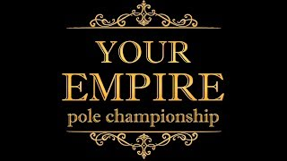 POLE DANCE   YOUR EMPIRE Championship 2019   КРИВОЙ РОГ   18.05.2019   ПРЯМАЯ ТРАНСЛЯЦИЯ