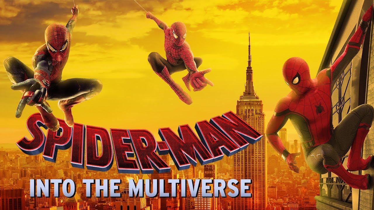 Spider-Man: Into the Multiverse (Nerdist Remix)