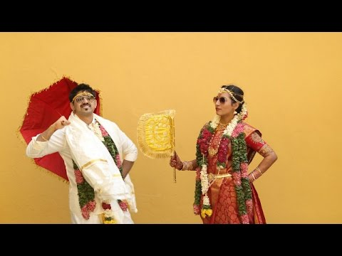 Best Tamil Wedding Highlights By Weddingcinemas