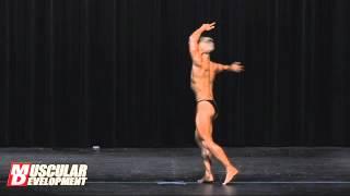 Josh Vogel Muscular Development Video at NPC Orlando Metropolitan 2012