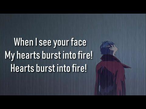 Shinigami Hearts Burst Into Fire Sad Lyrics Youtube