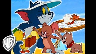 🔴 WATCH NOW! BEST CLASSIC TOM & JERRY MOMENTS | WB KIDS