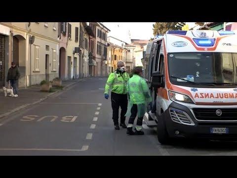 Коронавирус в Италии. 76 случаев заражения подтверждены