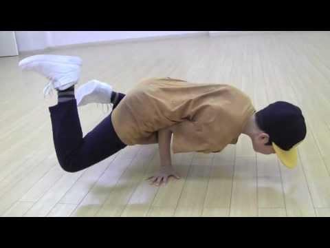 How To Do A Turtle Freeze - Bboy Freddie