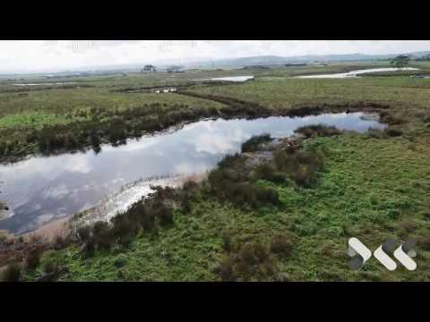 2016 08 02 Drone Footage Wetlands Pakenham, Victoria, Australia
