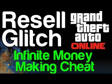 GTA Online Infinite Cash Glitch is getting players banned
