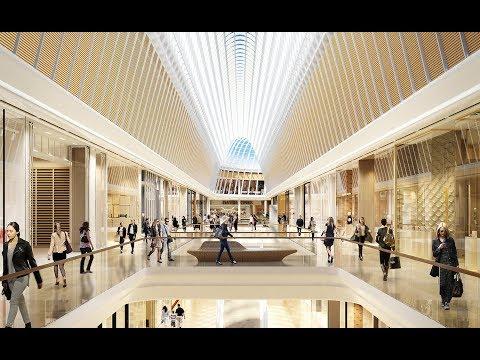 Eastland Shopping Center : Animation