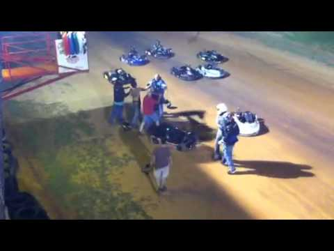 Ridiculousness at Crossroads Speedway