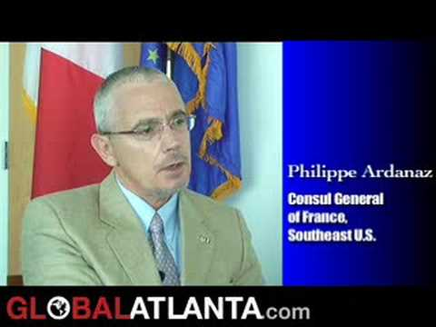 French Consul General Speaks on Improved US-French Relations