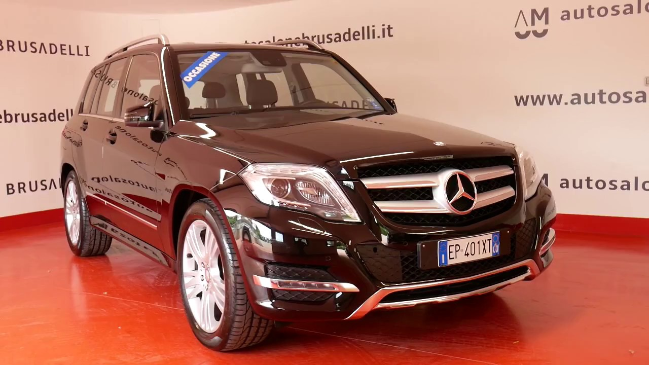 Mercedes Benz Glk 220 Cdi Sport 170 Cv 4matic  4x4  Cambio