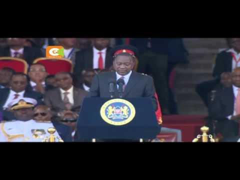 Kenyatta opens borders to Africans