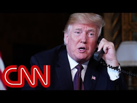 Trump attacks migrants, judges during Thanksgiving call with troops