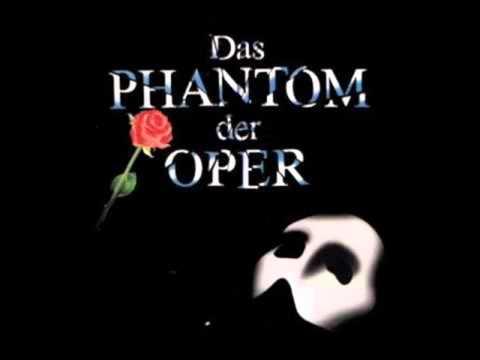 The Phantom of the Opera (German) - Das Phantom der Oper
