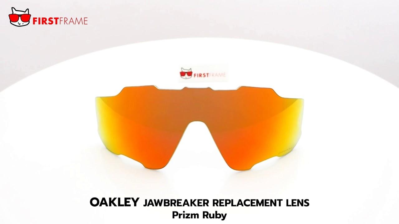 oakley jawbreaker prizm ruby