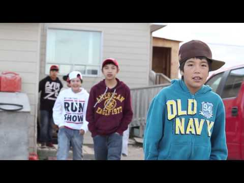 "David Hodges - [ Chisasibi Cree Nation Documentary ] - ""NOTRE HOME GOES NORTH"""