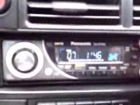 panasonic cq-c3103u car stereo receiver - youtube, Wiring diagram