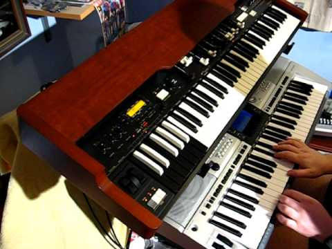 MADNESS. HOUSE OF FUN. KEYBOARD COVER. (USING MY BACKING TRACK).(keyboard credit to)MIKE BARSON.