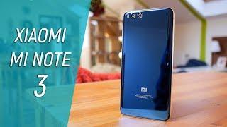 Обзор Xiaomi Mi Note 3: лучший доступный флагман с двойной камерой и NFC | Zopo.pro