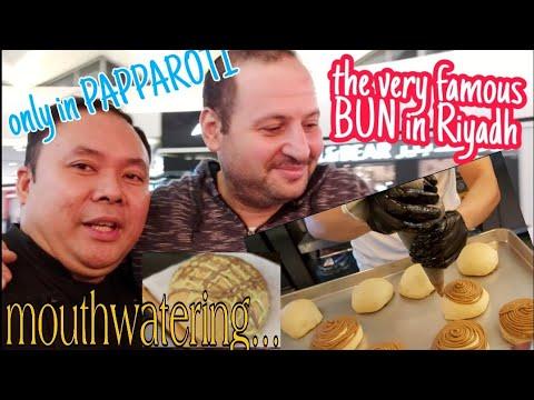 The Very Famous BUN Of Papparoti