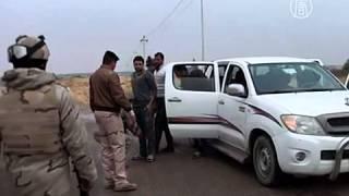 Бои в Ираке заставили тысячи людей бежать из дома (новости)
