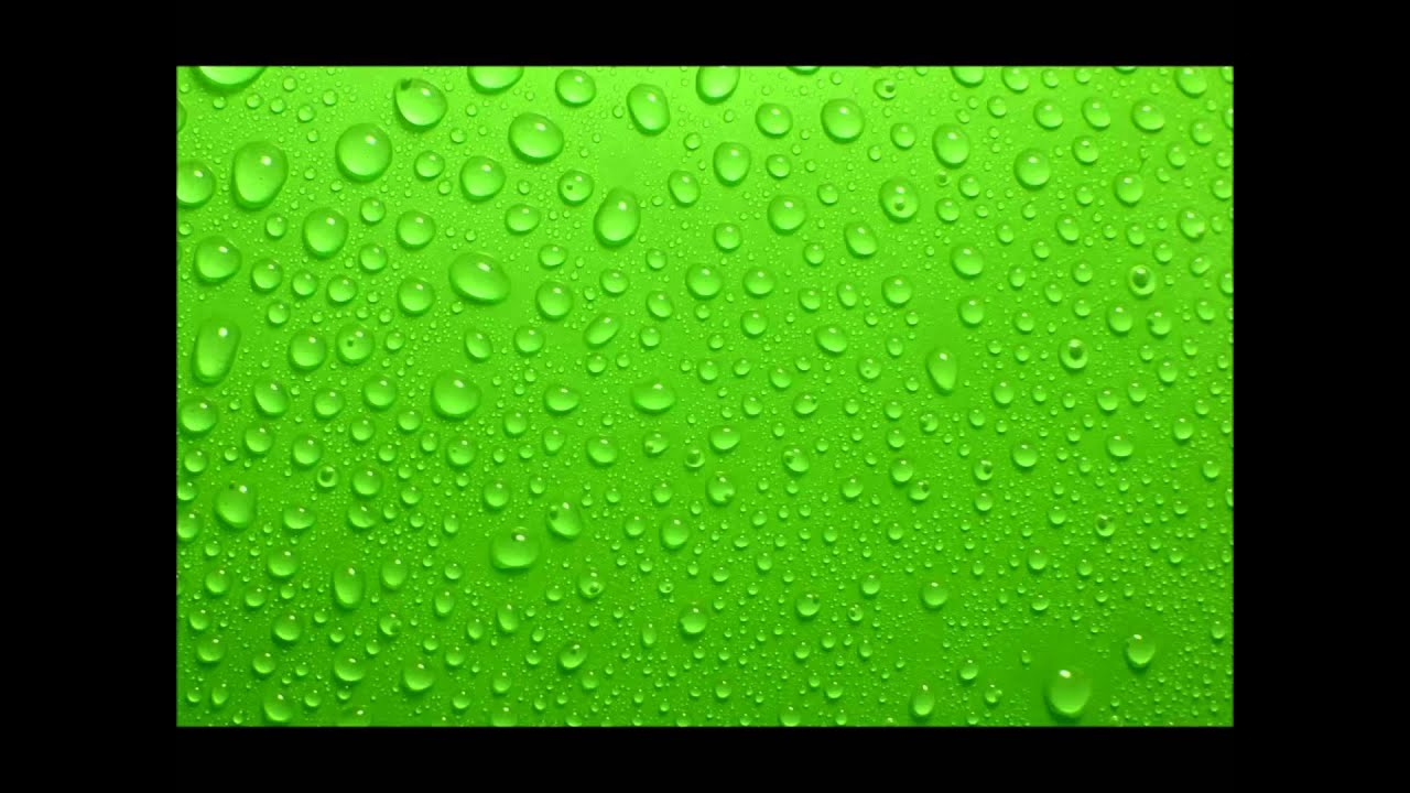 Colore verde e quinta - YouTube