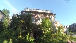 Усадьба Строганова в Псковской области