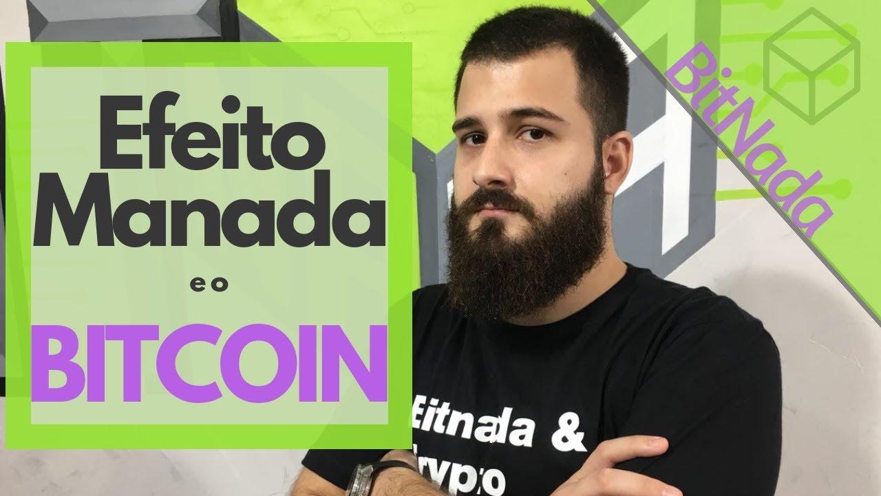 Efeito Manada e o Bitcoin