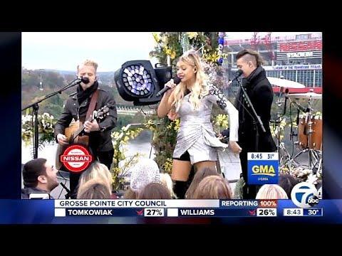 Kelsea Ballerini - Roses - GMA Live