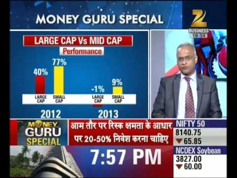Money Guru : Experts advice for investment in Mid Cap and Small Cap funds