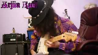 Knocking At Your Back Door Cover by Arjun KAUL (Deep Purple)
